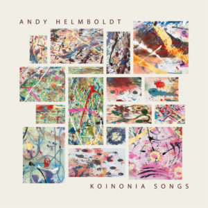 Koinonia Songs album cover art