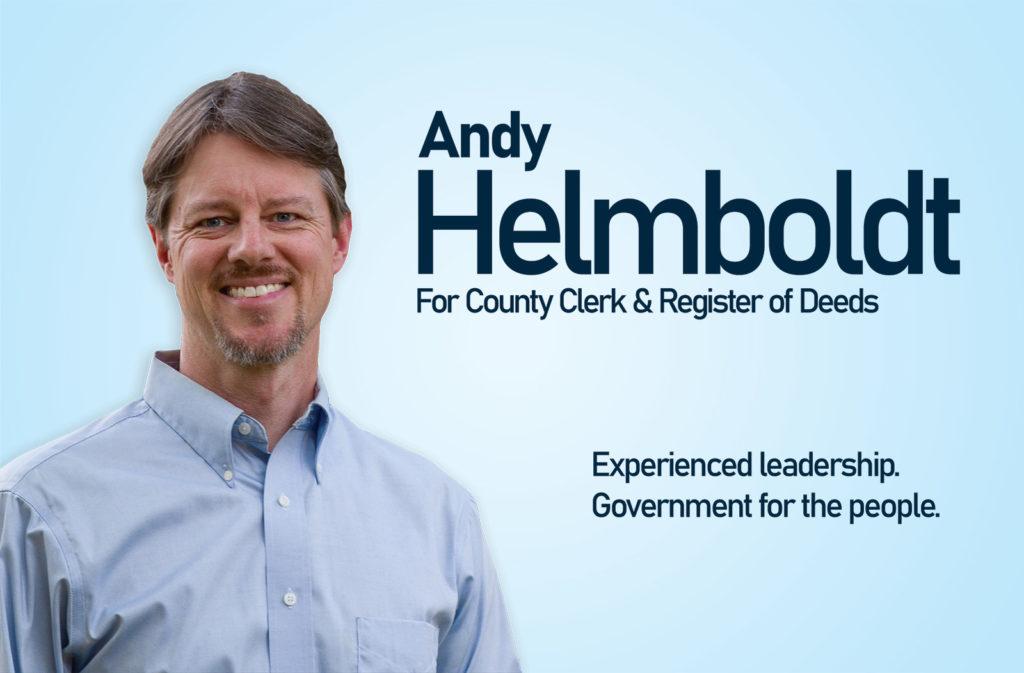 Andy Helmboldt for Clerk